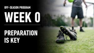 Week 0 – Preparation is Key