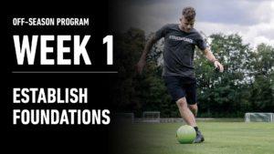 Week 1 – Establish Foundations